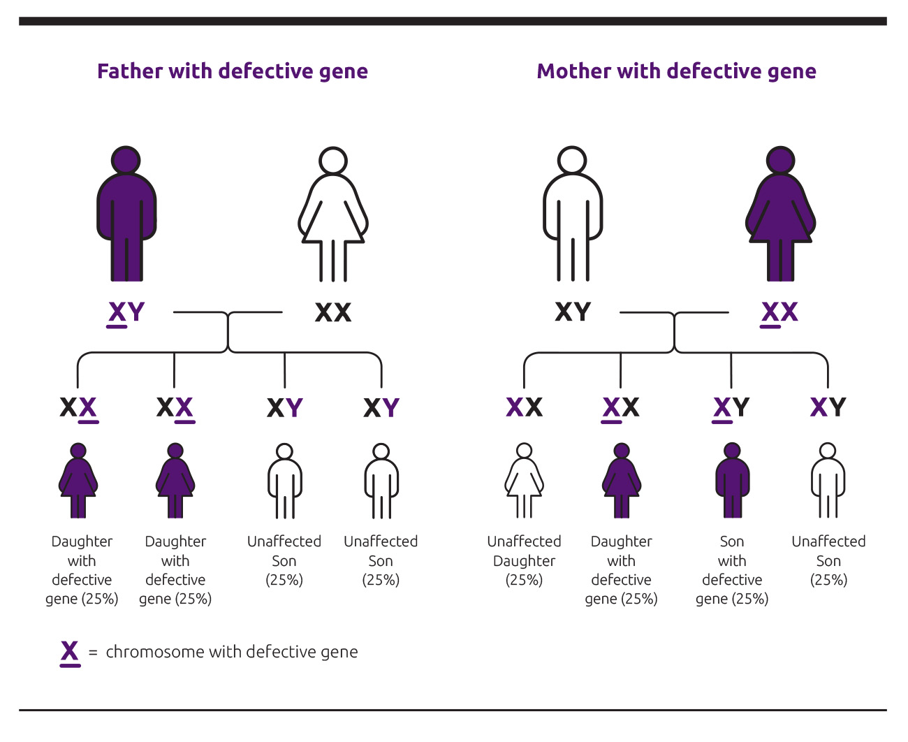 Fabry disease inheritance pattern by Idorsia